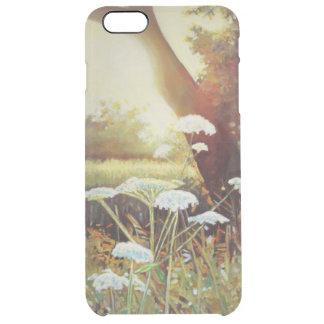 Golden hedgerow I 2014 Clear iPhone 6 Plus Case