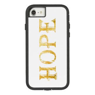 Golden Hope Text Apple iPhone 7, Tough Xtreme Case-Mate Tough Extreme iPhone 8/7 Case