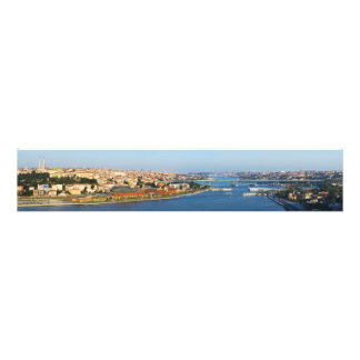 Golden Horn Istanbul Turkey From Pierre Loti Cafe Photograph