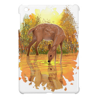 Golden Hours iPad Mini Cover