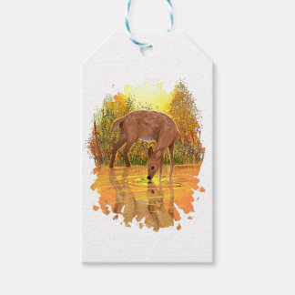 Golden Hours Pack Of Gift Tags