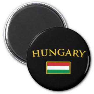 Golden Hungary Magnet