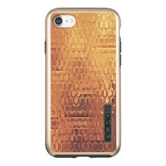Golden iPhone 7 DualPro Shine, Gold Incipio DualPro Shine iPhone 8/7 Case