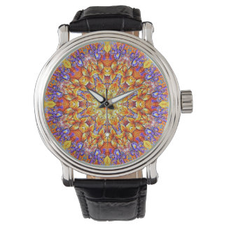 Golden Iris 3 Watch