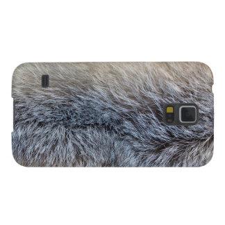 Golden Island Fox Skin Galaxy S5 Covers