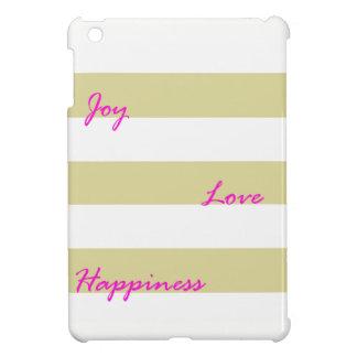 Golden Joy iPad Case