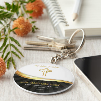Golden Jubilee of Religious Life, 50 Year Keychain