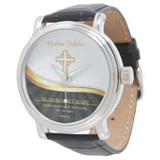 Golden Jubilee of Religious Life, 50 Year Watch