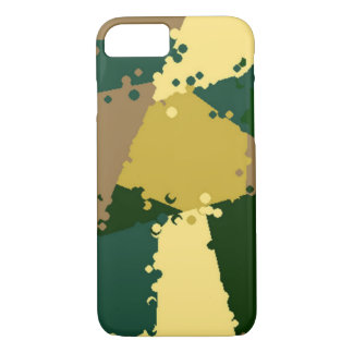 Golden Jungle Camo iPhone 8/7 Case