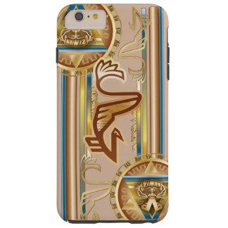 Golden Key of Vanwizle Tough iPhone 6 Plus Case