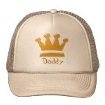 Golden King Daddy Hat