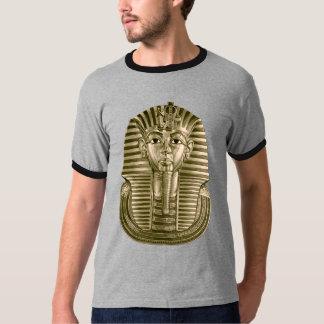 Golden King Tut Dark Ringer T-Shirt