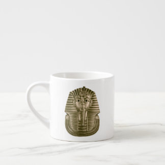 Golden King Tut Espresso Cup