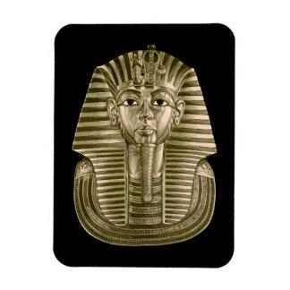 Golden King Tut Flexi Magnet