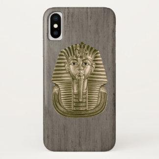 Golden King Tut iPhone X Case