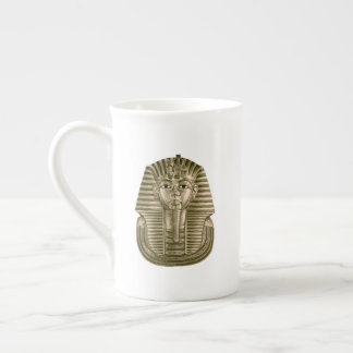 Golden King Tut Tea Cup