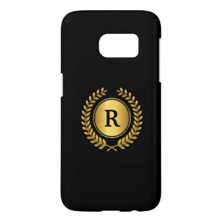 Golden Laurel Wreath Men's Professional Samsung Galaxy S7 Case