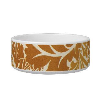 Golden Leaf Design Bowl