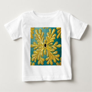 golden leaves cover baby T-Shirt