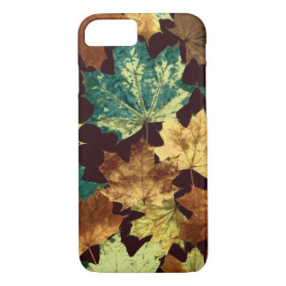 Golden Leaves iPhone 8/7 Case