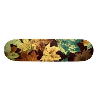 Golden Leaves Skateboards