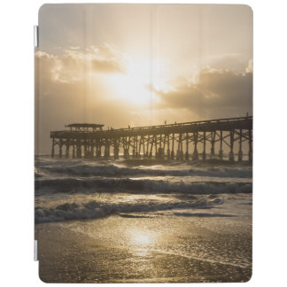 Golden Light Over Cocoa iPad Cover