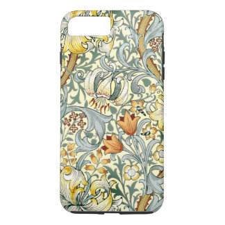 Golden Lilies iPhone X/8/7 Plus Tough Case
