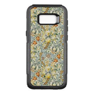 Golden Lilies Samsung OtterBox Galaxy S8+ Commuter