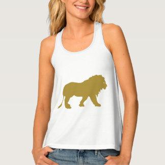 Golden Lion Tank Top