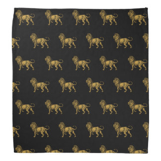 Golden Lion TP Bandana