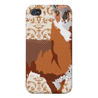 Golden Llama i Case For iPhone 4