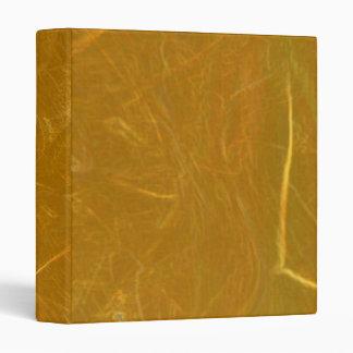 Golden Lotus Etched Foil LowPrice Shades n Pattern Vinyl Binder