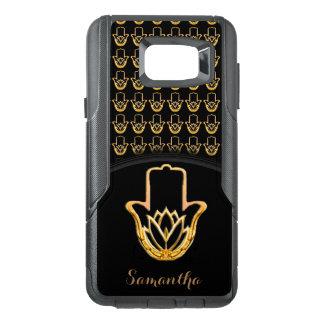 Golden Lotus Hamsa Hand OtterBox Samsung Note 5 Case