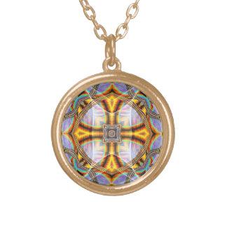 Golden Maltese Necklace