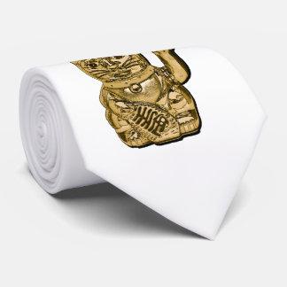 Golden Maneki Neko 01.2 Tie