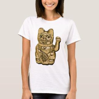 Golden Maneki Neko T-Shirt