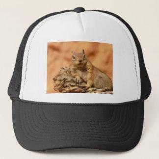 Golden Mantled Ground Squirrel Trucker Hat