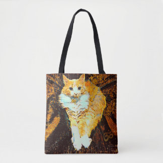 Golden Master All-Over-Print Bag