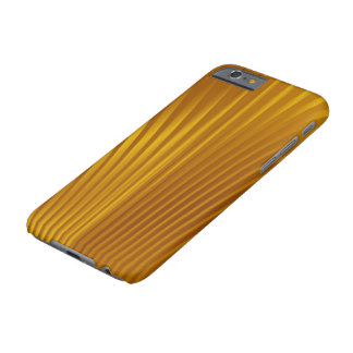 Golden Metal Barely There iPhone 6 Case