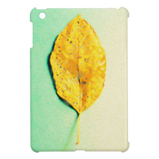 Golden Mint by JP Choate iPad Mini Covers