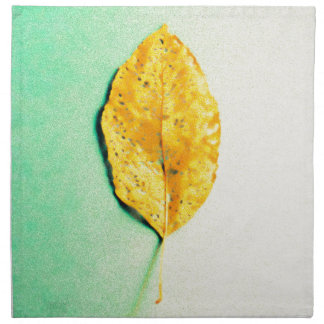 Golden Mint by JP Choate Napkin
