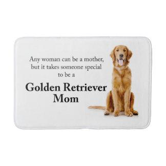 Golden Mom Bath Mat