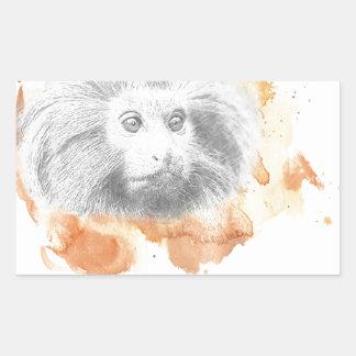 Golden Monkey Daemon - His Dark Materials Sticker