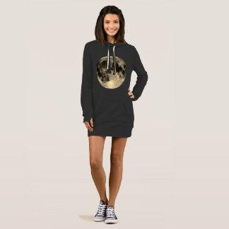 Golden Moon  Crop Circles Dress