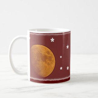 Golden Moon Large Mug