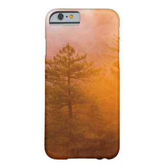 Golden Morning Glory Forest Barely There iPhone 6 Case