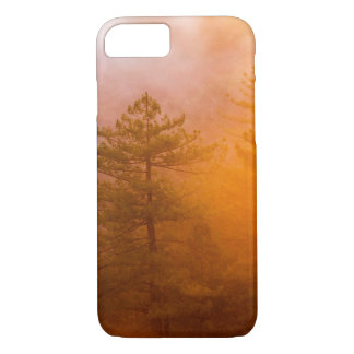 Golden Morning Glory Forest iPhone 8/7 Case