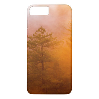 Golden Morning Glory Forest iPhone 8 Plus/7 Plus Case