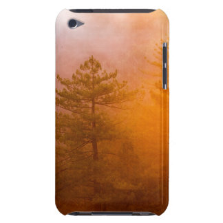Golden Morning Glory Forest iPod Touch Case