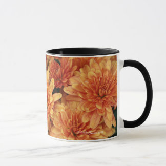 Golden Mum Mug